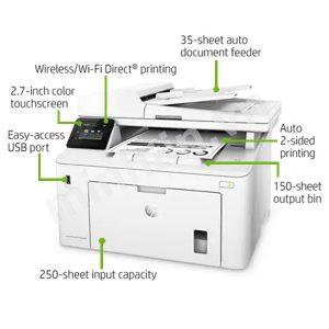 Máy in đa năng HP LaserJet Pro M227fdw